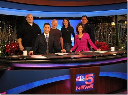 Blackhawk Chopper Featured Segment On NBC 5 Chicago Morning News