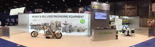 AEK Packaging Equipment At PACK EXPO