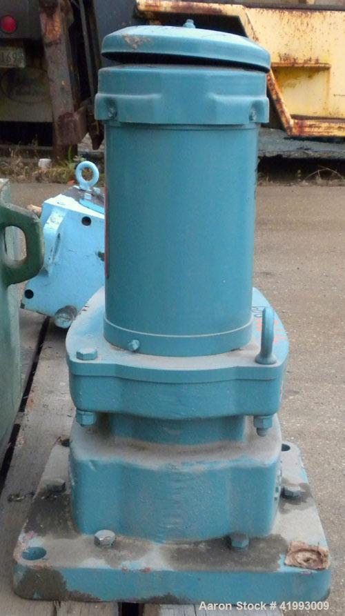 Used-Chemineer Agitator, Model 3 CTA-2. 2 hp, 3/60/230/460 volt, 1725 rpm motor, output 68 rpm.