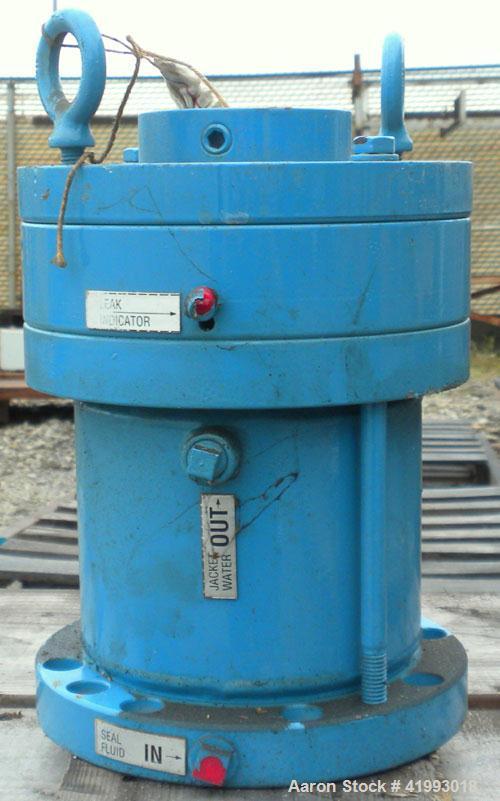 "Used- Chemineer Agitator Seal, Part #531600-7.  2"" diameter shaft opening. Rated 100 psi max."