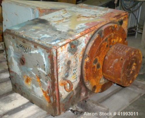 Used- Agitator Gear Drive, No Motor.
