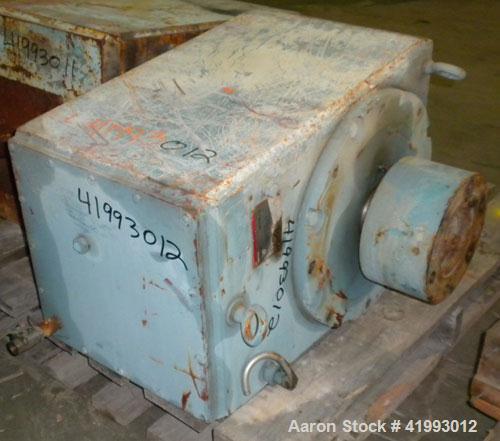 Used- Philadelphia Agitator Gear Drive, No Motor. Includes top lifting lugs.