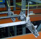Used- Stainless Steel Lightnin Keyed Shaft