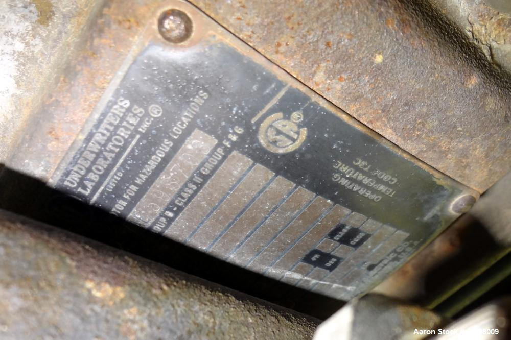 Used- Chemineer HT Top Entering Agitator, Model 4HTA-7.5