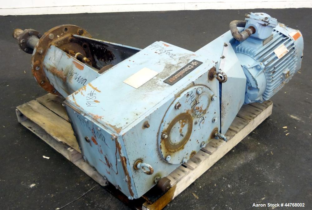Used- Chemineer HT Top Entering Agitator, Model 5HTA-15