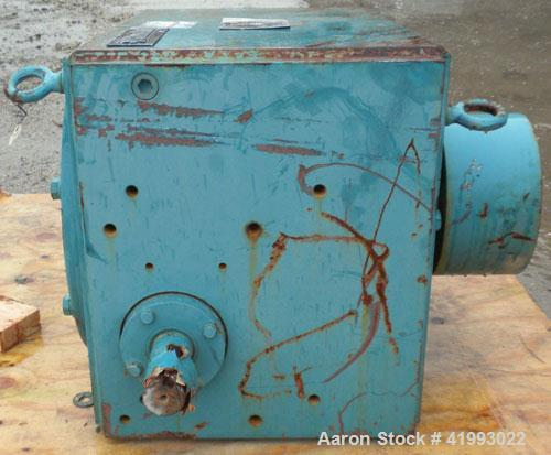 Used- Chemineer Agitator Gear Drive Only, Model 6HTN-30. 100 output rpm.