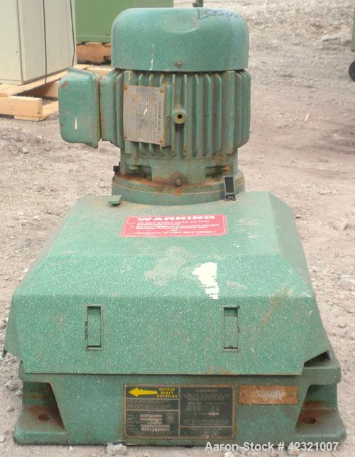 Used- Lightnin Series 10 Top Entering Agitator, Model 14Q1