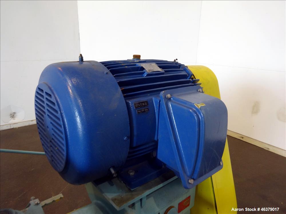 Unused- Plenty Mixer Side Entering Agitator, Model 32-P85STM-75HP, Carbon Steel.