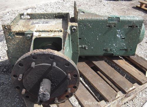 Used- Lightnin Top Entering Agitator, Model 504-C-10