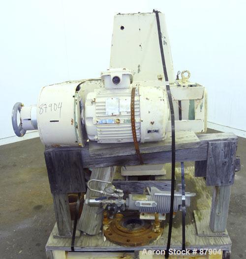 Used- Lightnin Top Entering Agitator, Model 85-0-15VM