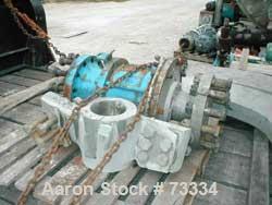 Used- Lightnin Pedestal Mount Top Entering Agitator, Model 880SDSI50. Closed tank design. Driven by a 50 hp, 3/60/460 volt, ...