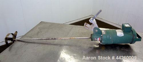 Used- Lightnin Clamp On Agitator, Model EV5P25