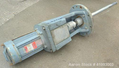 Used- Lightnin Side Entering Agitator, Model SXJS-174