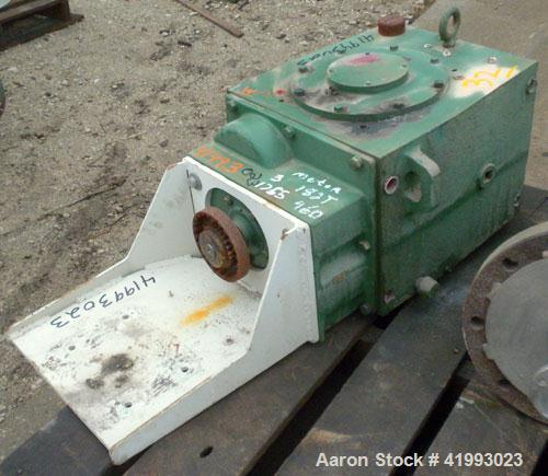 Used- Lightnin Agitator Gear Drive Only, Model T7303