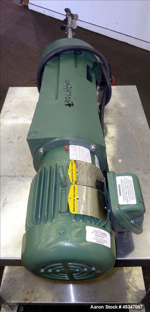 Used-Lightnin Agitator, Model X1S100