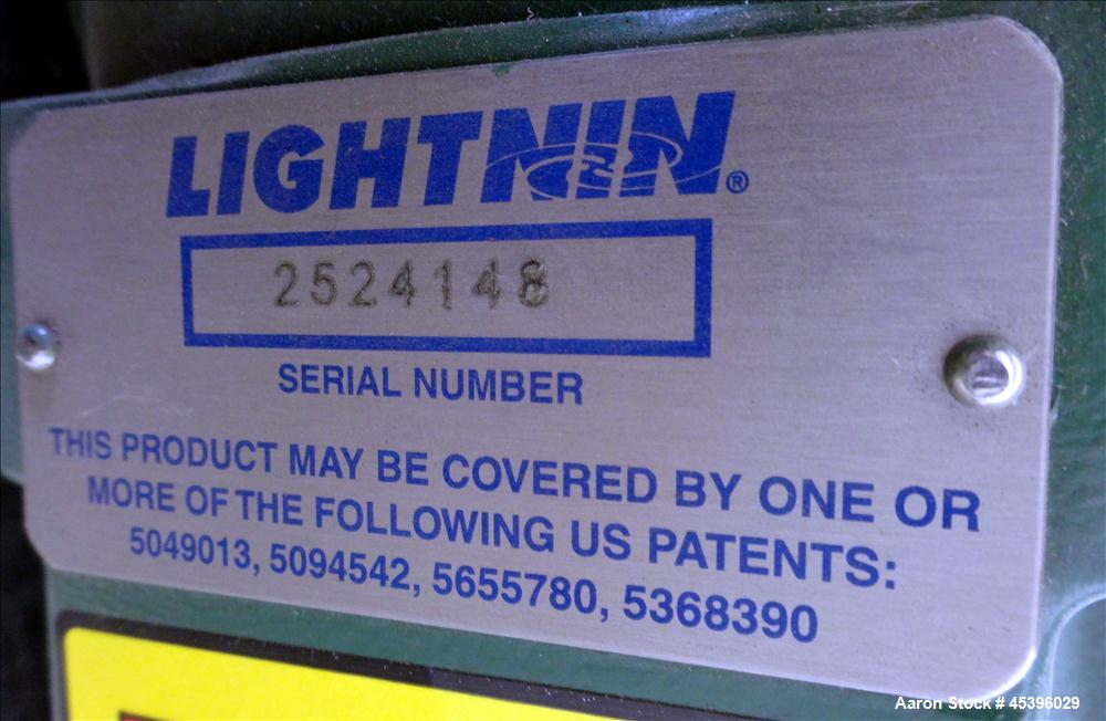 Lightnin Agitator, Model X5533