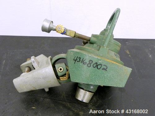 Used- Lightnin Air Operated Clamp-On Agitator, Model XDA-33.  No shaft or blade.