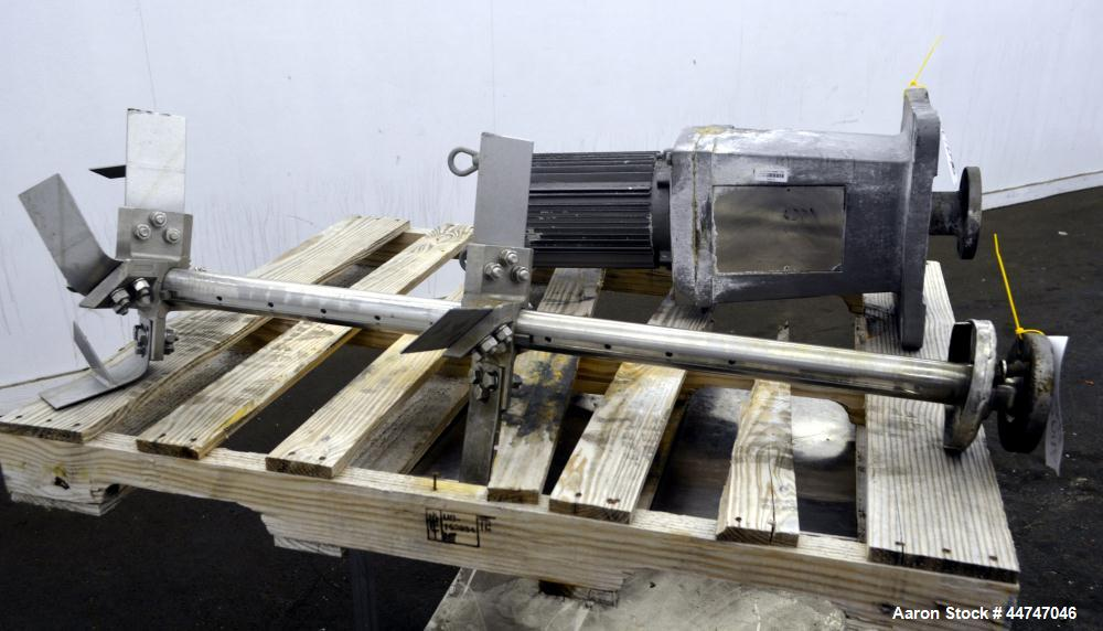 Used- Lightnin Agitator, Model XLQ500A