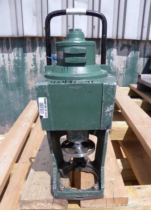 Used- Lightnin Fixed MountAir Operated Agitator