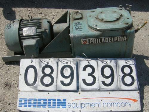 Used- Philadelphia Top Entering Agitator, Model 3803-S-PTO