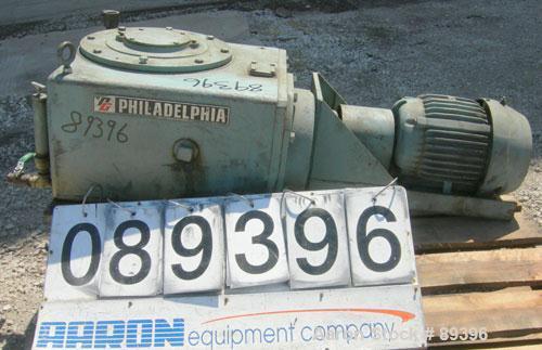 Used- Philadelphia Top Entering Agitator, Model 3805-S-PTO