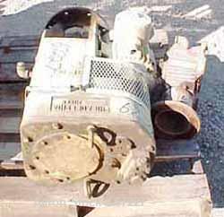 "USED: Philadelphia top entering agitator, model PTEM-06-2S5. Input/output rpm 1750/100, ratio 17.5:1. 14"" diameter mounting ..."