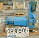 Unused- Chemineer Top Entering Agitator, Model 3HTN-10, closed tank design. 190/38 output rpm. 3