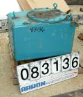 Used- Chemineer Agitator Gearbox Only, Model 6HTM15. Input rpm 900, output rpm 30. Approximate 9-3/8