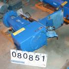 Used- Chemineer Right Angle Design Top Entering Agitator, Model 6HTNV-30. Stuffing box seal. Impeller rpm 84/21. 24