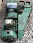 USED: Lightnin agitator, model 108RSES10. Side entering, ratio 6.23:1, output rpm 280. Driven by a 10 hp, 3/60/230/460 volt,...