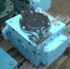 Used- Lightnin Agitator Gear Drive Only, Model 71-Q-3. Ratio 20.8 to 1, output 84 rpm.