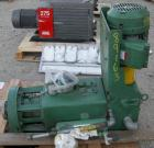 USED: Lightnin agitator, model 71-S-5, closed tank design. 2