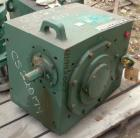 Used- Lightnin Agitator Gear Drive Only, Model 74-Q-15. Ratio 16.6 to 1, output 100 rpm.