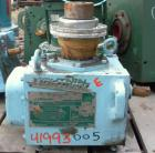 Used- Lightnin Agitator Gear Drive Only, Model 81-Q-1.5. Ratio 25.8 to 1, output 68 rpm.