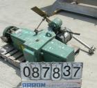 Used- Lightnin agitator, model 82S5MX, ratio 21.1, output 84 rpm. 2