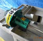 Used- Lightnin Clamp-on Air Operated Agitator, Model EV1P25A. 5/8