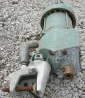 Used- Lightnin Clamp-On Agitator, model ND-1A. Driven by a 1/4 hp, 1/60/115 volt, 1725 rpm motor. Requires shaft and blade.