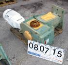 USED: Lightnin top entering agitator, model SX506030C. Open tank design, ratio 21.55:1. Output rpm 20/90, 9-1/2