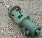 Used- Lightnin Closed Tank Design Top Entering Agitator, Model XJDS-30AM
