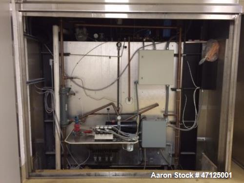 "Used- ETC Small Surgical Autoclave. Outside dimensions  56"" deep x 38"" wide x 75"" high. Inside dimensions  39"" deep x 20"" wi..."