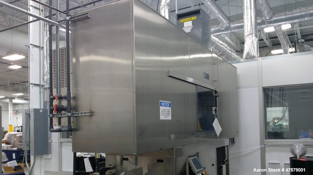 Used- Crest Superheated Ultrasonic Vapor Degreaser Washer.