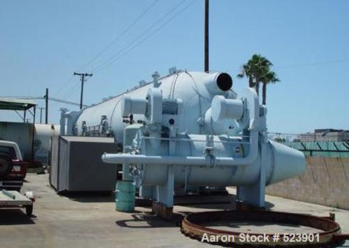 USED: 10' x 45' Autoclave. 150 psi, 425 deg F internal, 45 vacuumlines, 45 couples for thermal.
