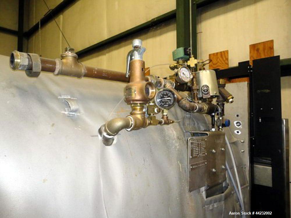Used- Steris (Amsco) Single Door Pharmaceutical Autoclave, Model SV-160H, prevac steam sterilizer. Camber rated Full Vacuum ...