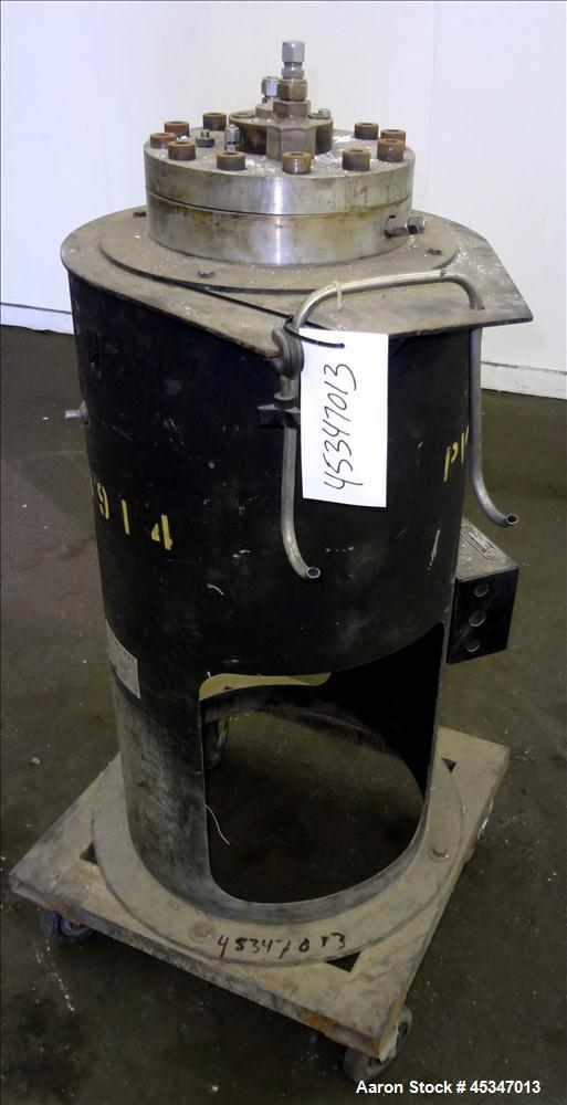 Used- Autoclave Engineers Autoclave
