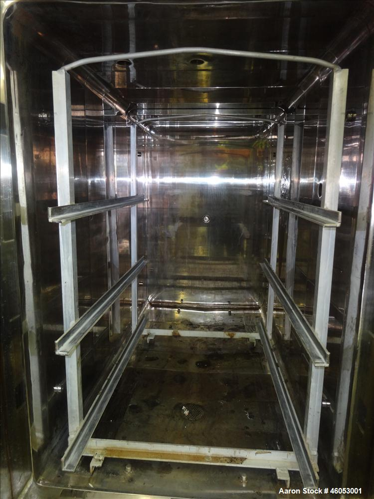 Used- Beta Star Sterilizer, C2002BS Autoclave