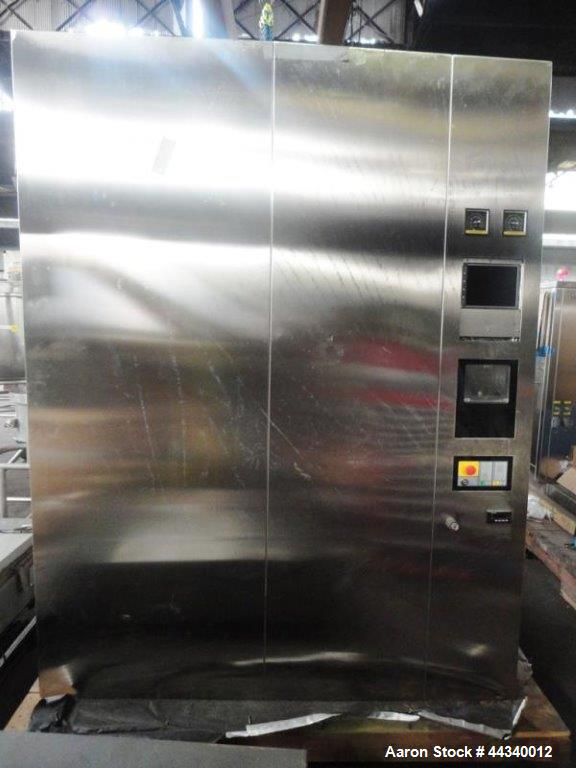 Used- Stainless Steel Fedegari Sterilizer, Model FOA F/8
