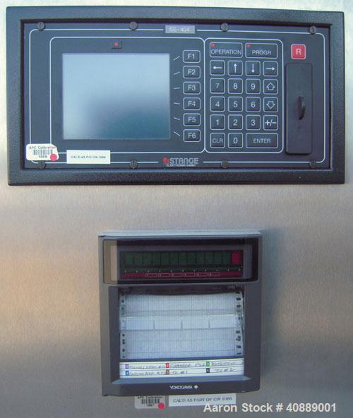 Used- J. Lagarde Rotating Autoclave/ Retort / Sterilizer, Model RA-149