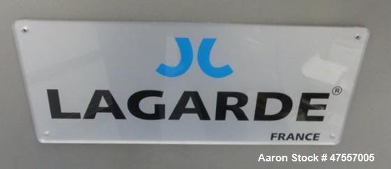 Used- J. Lagarde Steam and Air Rotary Retort Processing Sterilizer
