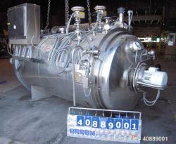 Used- J. Lagarde Rotating Autoclave/ Retort / Sterilizer, Model RA-149