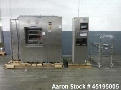 Used- Stainless Steel Steris Finn Aqua Sterilizer